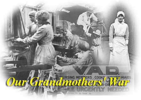 Our Grandmothers' War